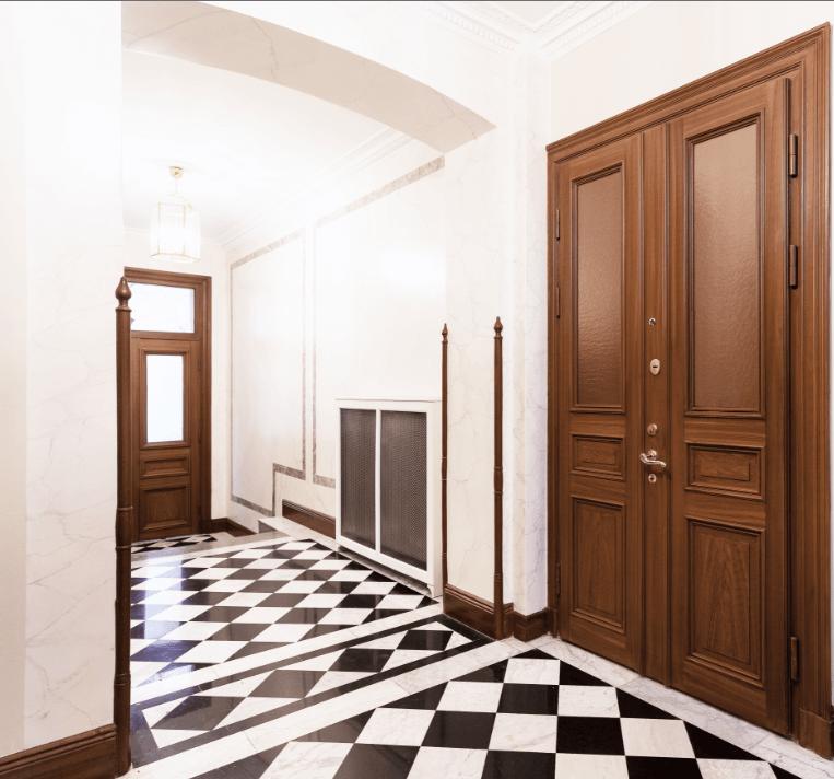 Šiltos ir saugios durys Jūsų namams