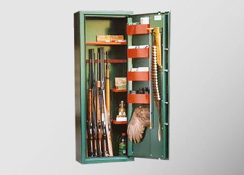 Sertifikuotas SG tipo ginklinis seifas