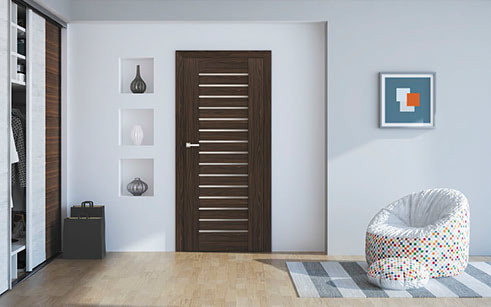Vidaus durys - durų gamyba Asmodas. Mask group